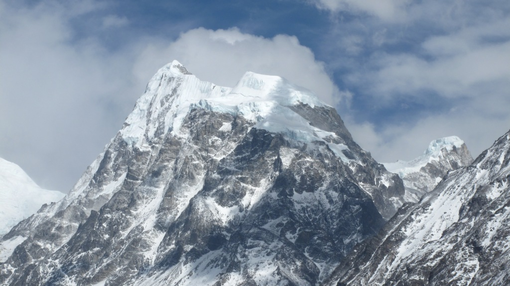 The Langtang Region of Nepal, 2012.