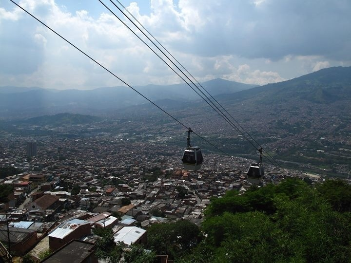 Medellin: The Phoenix City