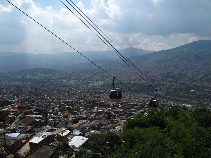 Medellin: The PhoenixCity