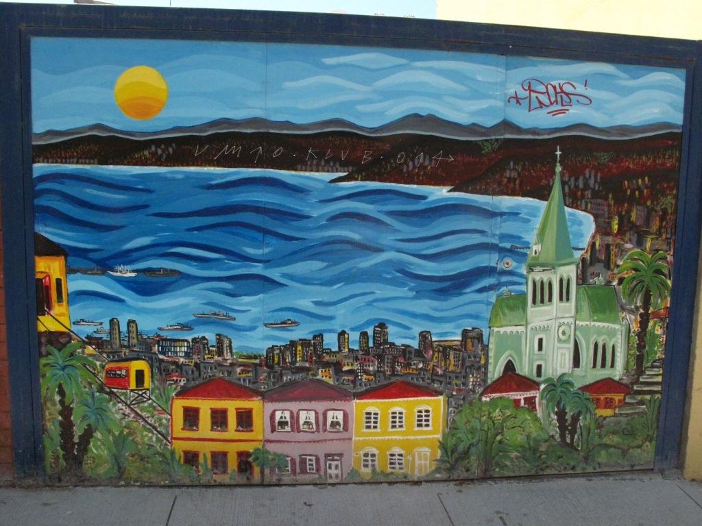 Camino de Arte, Gratis:Valparaiso